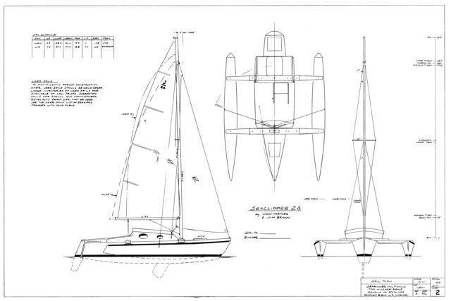 ... Trailer plans are included for construction of the trailer, or to