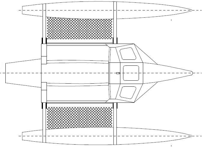 On Building a Woods' Strike 16 Trimaran | Small Trimarans