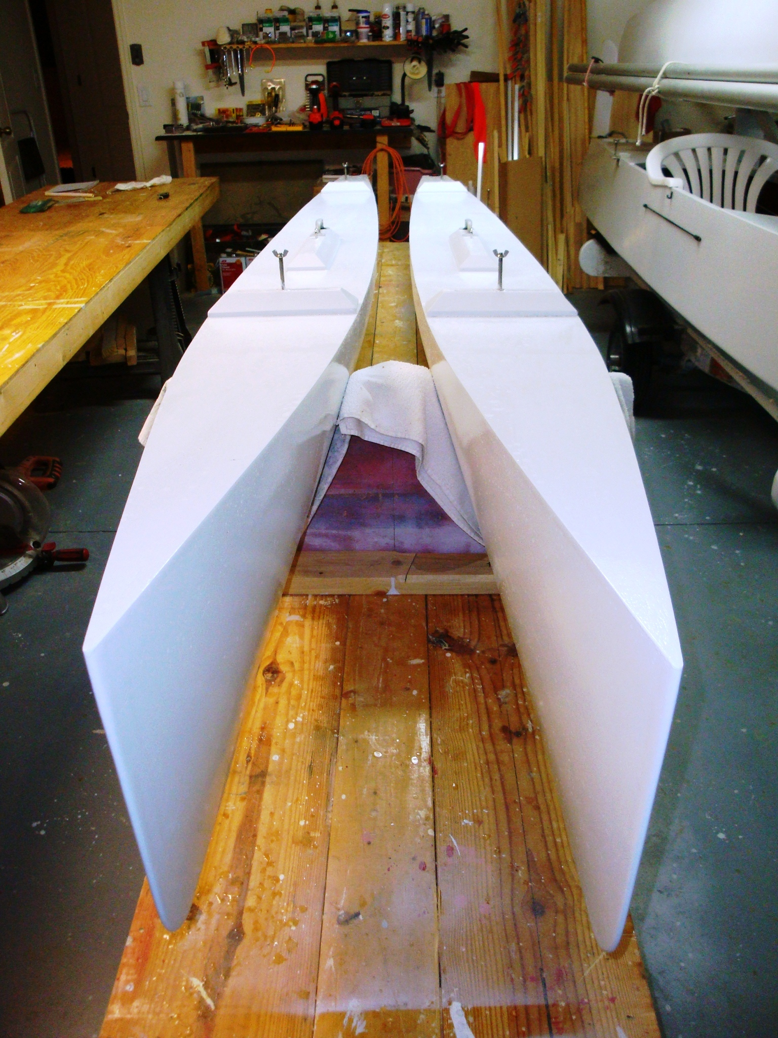 Tortured Plywood Kayak Plans