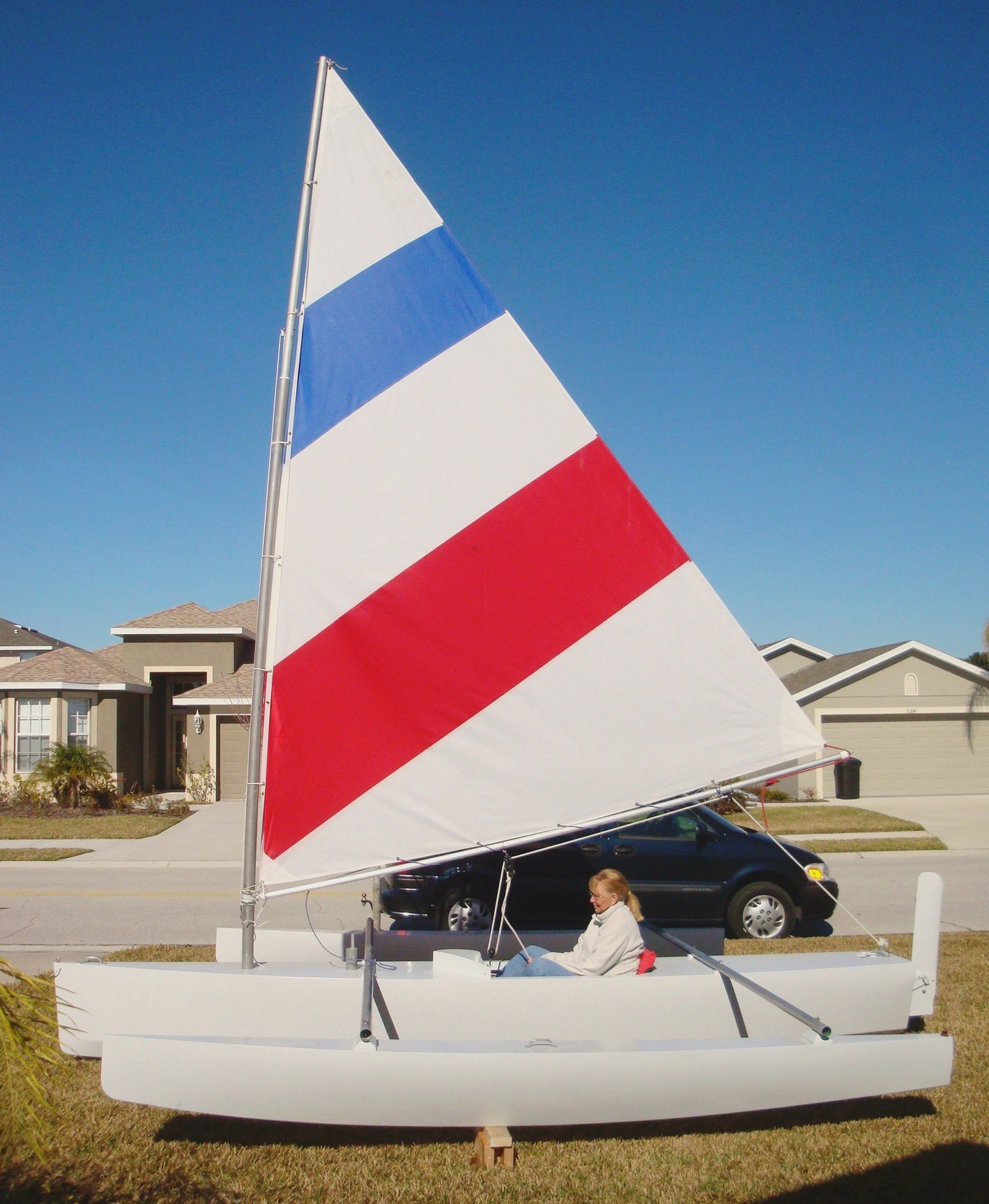 Pics Photos - Diy Trimaran Sailboat Plans
