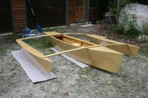 Lots of pictures of the Drifter 17 I started building this winter can ...