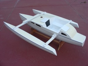 DC-3 Trimaran wins Wooden Boat Design Challenge?