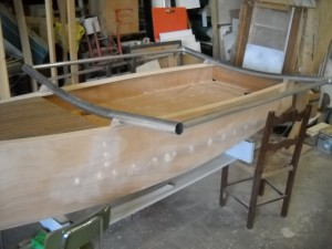 The carbon mast and boom for my Uffa 10 trimaran is being made by C ...