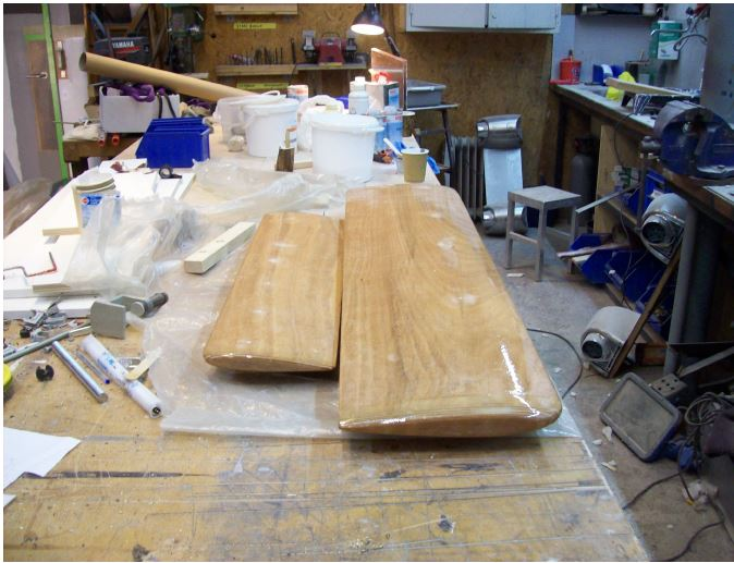 How To Build Rudders Or Dagger Boards Small Trimarans