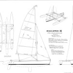 seaclipper-16-trimaran-open-cockpit-plan-sheet