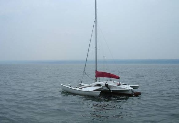 Outrigger 26 for Sale in New York | Small Trimarans