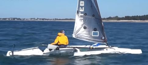 Self-built Small Trimarans | Small Trimarans